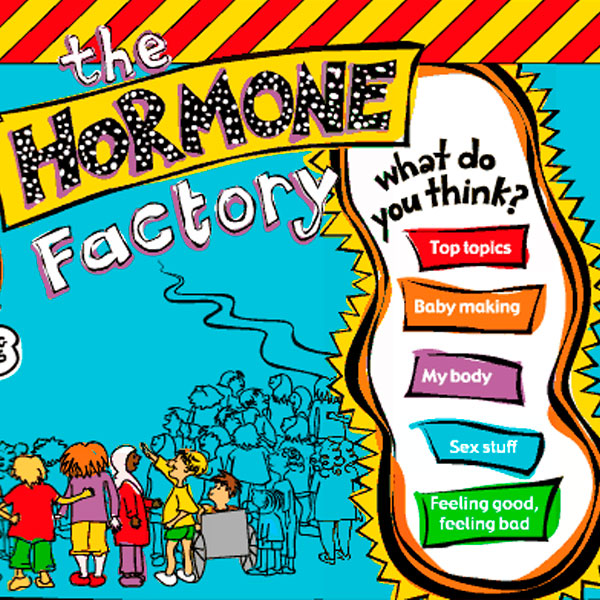 The Hormone Factoruy